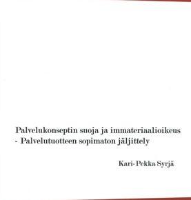 Kari-Pekka Syrjän väitöskirja
