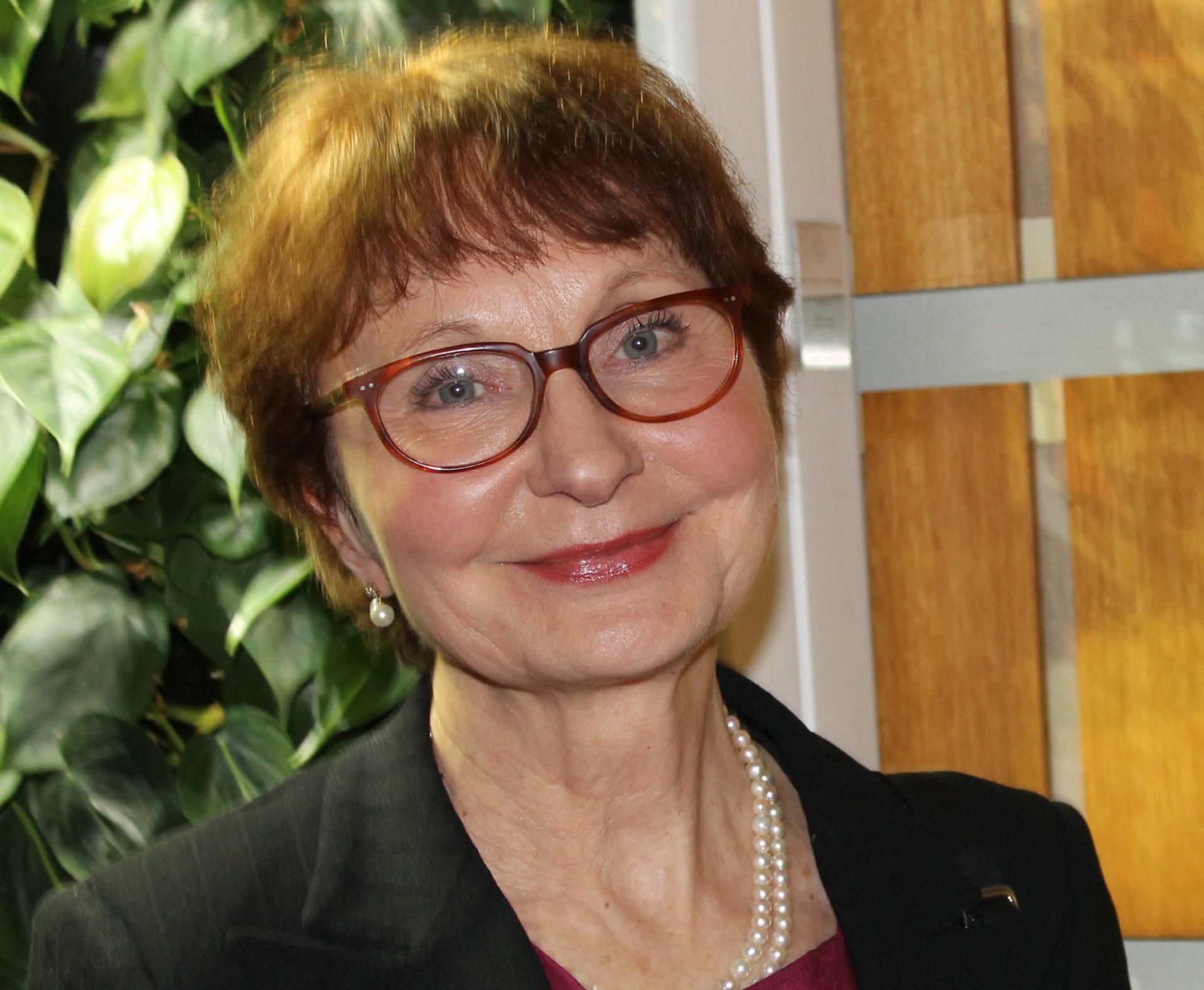 Annette Kur 2016, photo Päivi Helander