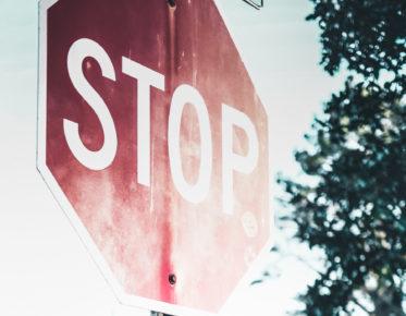 stop-merkki
