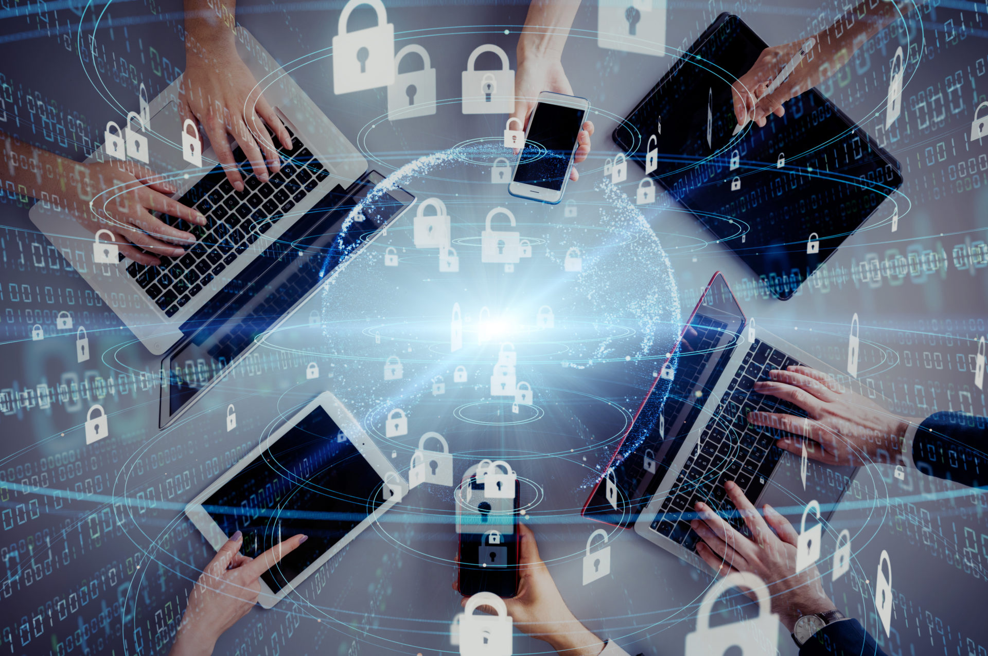 Tradesecrets - computers locked